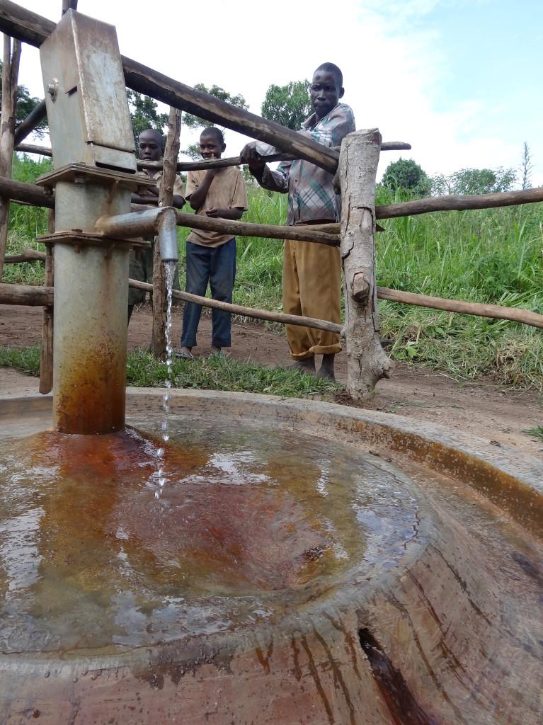 Kayunga-Brunnen