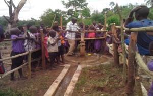 Follow-Up 1 Bujeru Primary School